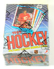 1989-90 Topps Hockey Box (36 Packs) BBCE Wrapped FASC From a Sealed Case