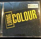 LIVING COLOUR - LIVE FROM CBGB'S & OMFUG * NEW CD
