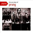 PRONG - PLAYLIST: THE VERY BEST OF PRONG USED - VERY GOOD CD