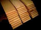 16 PIECES KILN DRIED SANDED THIN BEECH LUMBER WOOD 12 X 3 X 1 4