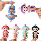 Interactive Mini Finger-tip Baby Monkey Educational Electronic Pet Doll Kids Toy