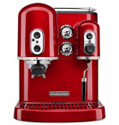 KitchenAid KES2102CA Pro Line Espresso Maker Dual Boilers Candy Apple Red