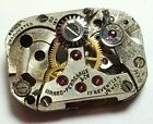 Vintage ladies Girard Perregaux GP partial mechanical watch movement #158CLY