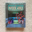 Bob Jones University BJU 9th Grade THE PHYSICAL WORLD STUDENT TEXT