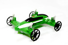 Syma X9 Flying Quadcopter UFO Drone RC Car Remote Control And Quadcopter Green