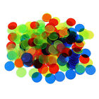 100x PRO Count Bingo Chip Markers for Party Club Fun Bingo Parts Mixed Color