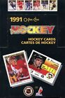 1990 91 OPC O-PEE-CHEE PREMIER HOCKEY BOX