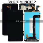 Xiaomi Redmi Note 2 LCD Display Touch Screen Digitizer Assembly Frame Parts New