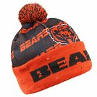 Froever Collectibles NFL Adults Chicago Bears Light Up Printed Beanie