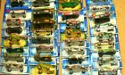 HOT WHEELS DIE CAST CARS TRUCKS ETC MIXED LOT OF 30 FREE SHIPPING LOT 4