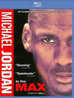 NEW Blu ray IMAX Michael Jordan to the Max narrated by Laurence Fishburne
