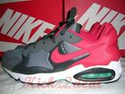 NEW NIKE AIR MAX TRIAX 94 Running Shoe Trainer sz 11 Cool Grey Red 615767 060 91