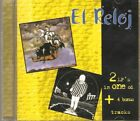 EL RELOJ -  I + II ARGENTINA 1975/76 PROGRESSIVE HEAVY ROCK CD + SINGLES TRACKS
