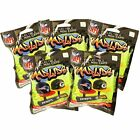 NFL Mad Lids Series 1 Mini Collectible Caps 5 Blind Pack Lot Collect them All