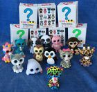 W-F-L Ty Mini Boos Collectible Figures 2in Beanie Boos Selection Hand Painted