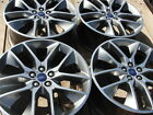Wow Set of 4 20 OEM Factory Genuine Ford Edge Wheels Rims  Lugs