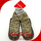 NWT HANNA ANDERSSON SWEDISH SLIPPER MOCCASINS MOCS CAMO MIX GREEN 7 9 24 26
