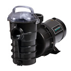 Pentair 340219 Dynamo 2 HP Single Speed Above Ground Pool Pump w 3 Cord