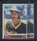 LOT (x2) 1979 Topps OZZIE SMITH rookie RC Padres