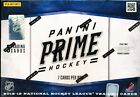 2012 13 PANINI PRIME SEALED HOBBY HOCKEY BOX
