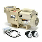 Intelliflo Variable Speed Pump 011018 with Unions  Surge Protector