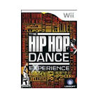 The Hip Hop Dance Experience Nintendo Wii 2012 Complete FREE SHIPPING