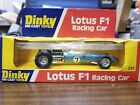 Vintage Dinky Lotus F1 Racing Car Diecast Model