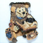 NEW BOYDS BEARS BEARSTONE NATIVITY SERIES #4 - CALEDONIA AS THE NARRATOR #2412