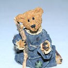 BOYDS BEARS & FRIENDS BEARSTONE NATIVITY SERIES #1 - NEVILLE AS JOSEPH #2401