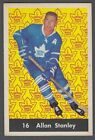 1961-62 Parkhurst Hockey Cards 17