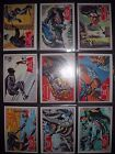 1966 BATMAN (RED) COMPLETE CARD SET TOPPS
