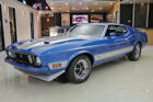 1973 Ford Mustang Mach 1 Q Code Fully Restored Q Code s Matching 351ci Cleveland  Toploader 4 Speed PS PDB