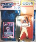 Kenner 1994 Starting Lineup J. T. Snow - L A Angles - NEW