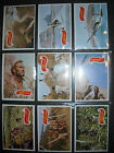 1969 PLANET OF THE APES (GREEN BACKS) COMPLETE CARD SET *NMMT* TOPPS