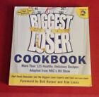 NBCs Hit Show THE BIGGEST LOSER Cookbook 125 Healthy Delicious Chef RECIPES pb