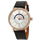 IWC Portofino Day and Night Mother of Pearl Dial Diamond Automatic Ladies Watch