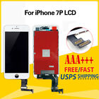 LCD Display+Touch Screen Digitizer Full Assembly For iPhone 7 Plus Replacement