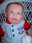 ASHTON DRAKE BONNIE CHYLE  CLOTH & VINYL DOLL LITTLE SLUGGER