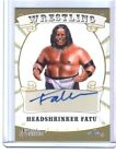 2016 Leaf Signature Series Wrestling Cards 7