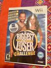 New Sealed The Biggest Loser Challenge Nintendo Wii Workout Recipes and More