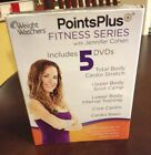 Weight Watchers Points Plus Fitness Series with Jennifer Cohen 5 dvds REDUCED