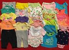 EUC Baby Girl Spring Summer CLOTHES LOT Outfit Sets 0 3  3 Months Lot  4