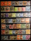 CHILE CLASSIC ERA TO 1940S AIRMAIL POSTAGE DUE STAMP COLLECTION