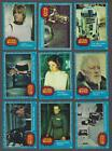 1977 Topps Star Wars Trading Cards Complete Set of 330 + 55 Stickers