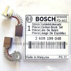 Bosch Carbon Brushes for 23609 9.6V Cordless Screw Driver Part 2 609 199 048