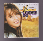 Hannah Montana The Movie by Miley Cyrus 2009 Good CD DISC ONLY NO CASE