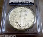 2011 American Silver Eagle PCGS MS 69 Flag Lable This exact coin slab