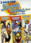 The Looney Tunes Show Season One Vols 1 3 DVD 2012 3 Disc Set BRAND NEW