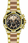 Invicta Men's Bolt Quartz Chronograph 100m Stainless Steel Watch 25765