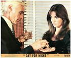 Day For Night original lobby card Jacqueline Bisset Fracois Truffaut movie